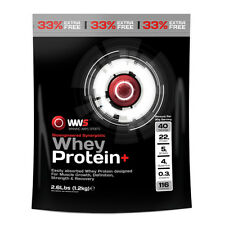 1.2KG All in One Whey Protein+ Powder Muscle Building Shake