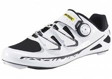 MAVIC KSYRIUM ULTIMATE II Rennrad Schuhe white Road Shoe SPD- 2016-