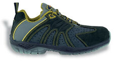 Cofra Match Point Safety Trainers With Aluminium Toe Caps & APT Midsole