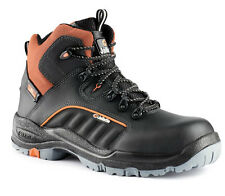 Jallatte Jaldelevan X2 Safety Boots with Composite Toe Caps & Midsole Metal Free