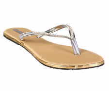 Azores Women's Silver Stylish Flats
