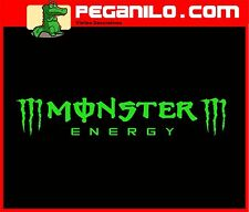 ADHESIVO PEGATINA VINILO STICKER AUFKLEBER DECAL AUTOCOLLANT MONSTER+GARRAS