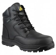 Amblers FS006C Waterproof Safety Boots With Composite Toe Caps & Midsole