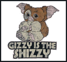 MEN'S T SHIRT cult classic Gremlins Gizzy the Shizzy light Gizmo hero movie