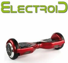 SELF BALANCE BOARD PEDANA ELETTRICA MONOPATTINO SKATEBOARD 2 RUOTE ADULTO SMART