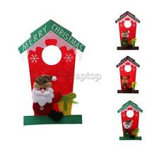 Doll Xmas Christmas Hanging Decorations Home Wall Door Tree Hangings