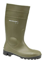 Dunlop Protomaster Safety Wellingtons FS1700 / 142PV With steel Toe Caps +amp; M