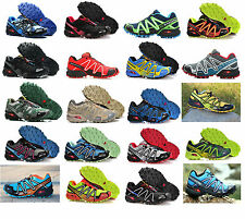 Scarpe Trekking Running Salomon Speedcross 3 Uomo Donna Corsa Trail Outdoor