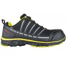 Toe Guard Sprinter Safety Shoes with Composite Toe Caps and Composite Midsole