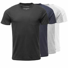 Jack & Jones T-Shirt JJVKEN SS TEE CREW NECK NOOS Herren Tall & Slim Fit Shirt
