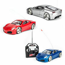 RC Car Remote Controlled Colour Light Wheel Electric Radio Controlled Toy Car