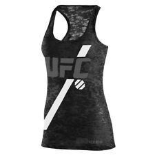 Reebok UFC Fan Tank Women's Sleeveless Top Sports Shirt MMA Workout Vest