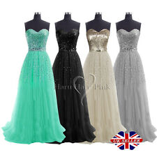 Sexy Lady Wedding Bridesmaid Formal Gown Dress Party Cocktail Evening Prom Long