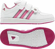 Adidas Performance Lk Trainer 4 Cf K Trainers In Pink 17.99 SALE !!! UK 5.5