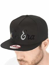 Cappellino Snapback New Era Word Clear Nero-Nero