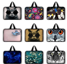 Sacoche Cover Hand Bag Sleeve Case Notebook Macbook Laptop Tablet Ipad Surface
