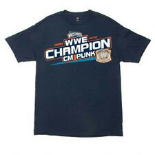 WWE Wrestling CM PUNK  WM28 Champion Shirt  Authentic Shirt  NEU