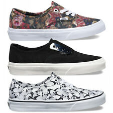 "VANS Scarpe SHOES New ""Authentic"" CLASSIC Originali NUOVE Donna SNEAKER 3 Col"
