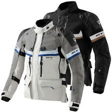 Rev'it Dominator GTX Gore-Tex Moto Aventuras Touring Motocicleta Chaqueta Revit