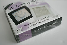 Baby 3D Casting Kit With Frame - NEW and SEALED