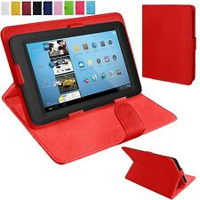 Universal PU Leather Folding Stand Case Folio Cover Pouch For 8 9 10 Inch Tablet