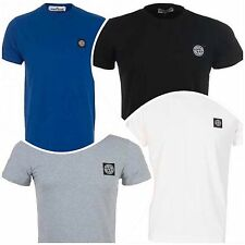 STONE ISLAND CREW NECK T SHIRT FIVE COLOURS AND SIZES