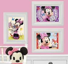 Disney  Minnie Mouse Picture Print Poster  wall bedroom (B1)