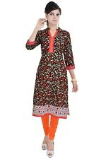 Indian Ethnic Pure Rayon Designer Printed Casual Wear Kurti Kurta VI_2379