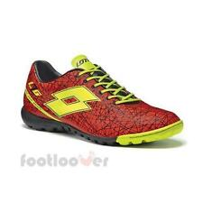 Zapatos Lotto Fútbol sala Zhero Gravity VII 700 TF R8183 Hombre Red Negro Yellow