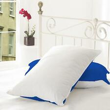 MISR 400 TC 100% EGYPTIAN COTTON SMOOTH 2 PCs REVERSIBLE PILLOW COVERS SOLID