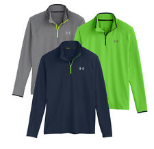 Mens HG Flyweight Run 1/4 Zip Top