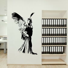 KITCHEN ANGEL WALL STICKER FAIRY DUST HUGE DECAL transfer graphic vinyl RA200