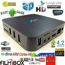 New! Android 4.2 Amlogic MX 1.5GHz Dual-Core SMART TV BOX 8GB XBMC + Remote