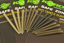 Korda Safe Zone & Dark Matter Anti Tangle Sleeves (Various Types Available)