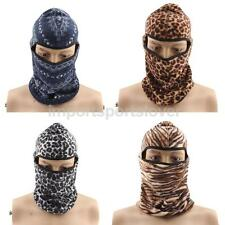 Outdoor Cycling Bicycle Motorcycle Ski Neck Full Face Mask Hat