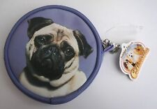 PUG DOG COIN PURSE IDEAL GIFT FOR PUG LOVERS