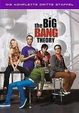 DVD - The Big Bang Theory Staffel 3 komplett