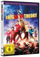 DVD - The Big Bang Theory Staffel 5 komplett