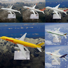 New Metal Model Plane Aircraft Airlines Boeing Diecast Aeroplane Scale Desk Toy