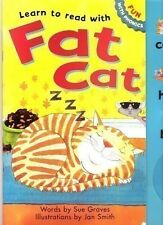 Learn to read with the Fat Cat (Fun with Phonics), Sue Graves, Good Condition Bo