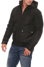 JACK & JONES Herren Jacke JOR SONAR Jacket Winterjacke JKT Black