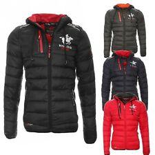 Geographical Norway Steppjacke BRAINSTORMING Winter Jacke S M L XL XXL