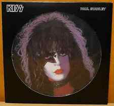 KISS Paul Stanley LP New & Unplayed Limited Edt. Picture Disc 180g Lilith 2006