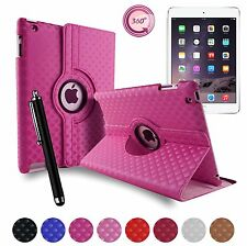 Giratorio Diamond / 3D 360° Funda Con Soporte APPLE iPad 2/3/4/5/6 iPad Mini123