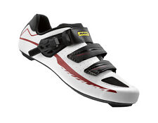 MAVIC Aksium Elite II ,Einsteiger Rennradschuh Raceshoe, white-black-red  2016