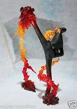 BANDAI ONE PIECE FIGUARTS ZERO SANJI BATTLE VER. ACTION FIGURE