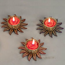Diwali Decorative: Wax Floating Candles for Home Décor - DIDEC1533