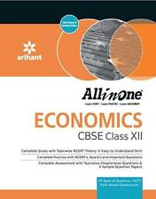 All In One ECONOMICS CBSE Class 12th