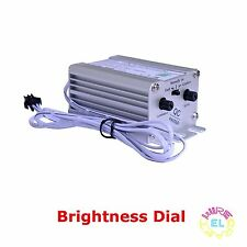 50 Metre Excel 12v Driver/Inverter for EL Wire - Powers Between 15 -50m