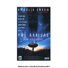 The Arrival - Die Ankunft [VHS] Sheen, Charlie, Ron Silver und Lindsay Crouse: